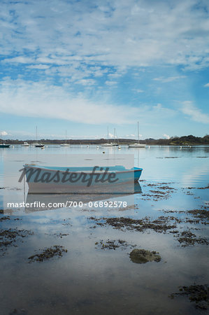 fishing boat in Morbihan Gulf, France Stock Photo - Rights-Managed, Image code: 700-06892578