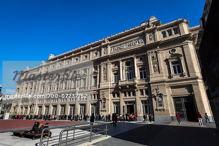 Teatro Colon, Buenos Aires, Argentina Stock Photo - Rights-Managed, Image code: 700-07237752