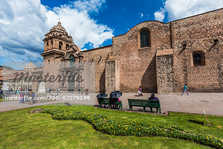 Merced Church and Convent, Cusco, Peru Stock Photo - Rights-Managed, Image code: 700-07279089