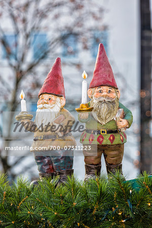 Brownies or Heinzelmannchen at Cologne Christmas Market, Alter Markt, Cologne, North Rhine-Westphalia, Germany Stock Photo - Rights-Managed, Image code: 700-07311223