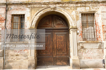 Old Houses in Autumn, Cremona, Lombardy, Italy Stock Photo - Rights-Managed, Image code: 700-07844548