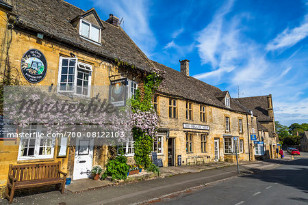 Stow-on the-Wold, Gloucestershire, The Cotswolds, England, United Kingdom Stock Photo - Rights-Managed, Image code: 700-08122103