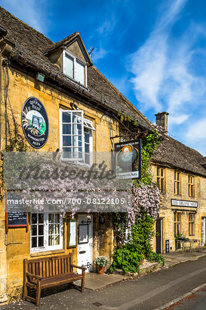 Stow-on the-Wold, Gloucestershire, The Cotswolds, England, United Kingdom Stock Photo - Rights-Managed, Image code: 700-08122105