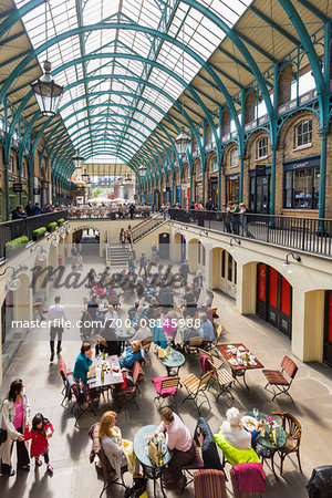 Covent Garden, London, England, United Kingdom Stock Photo - Rights-Managed, Image code: 700-08145988
