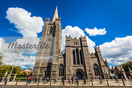 St Patrick's Cathedral, Dublin, Leinster, Ireland Stock Photo - Rights-Managed, Image code: 700-08146277