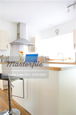 Kitchen Interior Stock Photo - Rights-Managed, Image code: 822-03601842