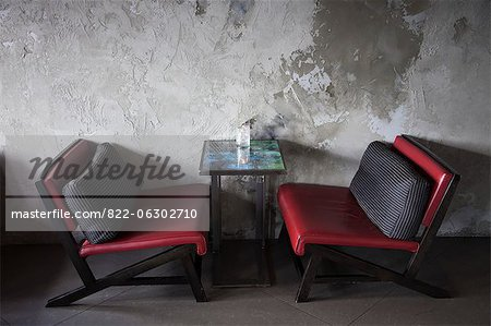 Restaurant, Bar Interior Stock Photo - Rights-Managed, Image code: 822-06302710