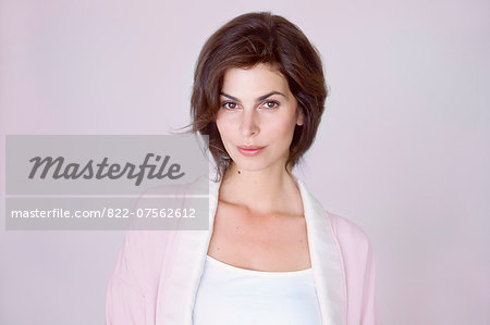 Portrait of Woman Stock Photo - Rights-Managed, Image code: 822-07562612