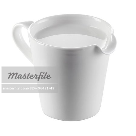 Jug of Milk Stock Photo - Rights-Managed, Image code: 824-06491749
