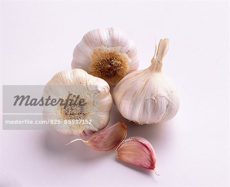 Garlic Stock Photo - Rights-Managed, Image code: 825-05987152