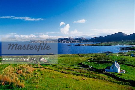 Beara Penninsula, Co Kerry, Ireland. Stock Photo - Rights-Managed, Image code: 832-03232565