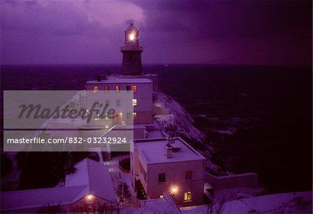 Howth, County Dublin, Ireland; Baily Lighthouse