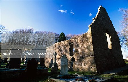 Killevy Old Church, Ring of Gullion Way, County Armagh, Northern Ireland