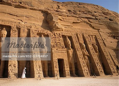 Abu Simbel Stock Photo - Rights-Managed, Image code: 832-03724857