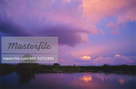 Okavango Delta, Botswana, Africa Stock Photo - Rights-Managed, Image code: 841-02711942