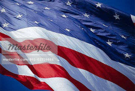 The Stars and Stripes, US Flag, United States of America