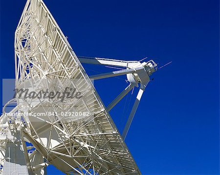 VLA antenna, Socorro, New Mexico, United States of America, North America Stock Photo - Rights-Managed, Image code: 841-02920082