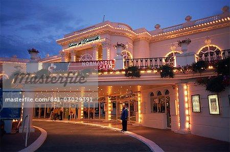 Casino, Deauville, Basse Normandie, France, Europe