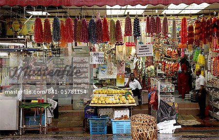 Shop in Little India, Singapore, Southeast Asia, Asia Stock Photo - Rights-Managed, Image code: 841-05781154