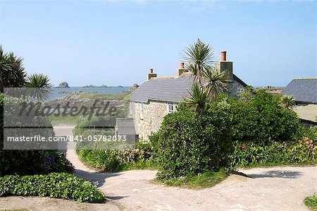 Bryher, Isles of Scilly, United Kingdom, Europe Stock Photo - Rights-Managed, Image code: 841-05782073
