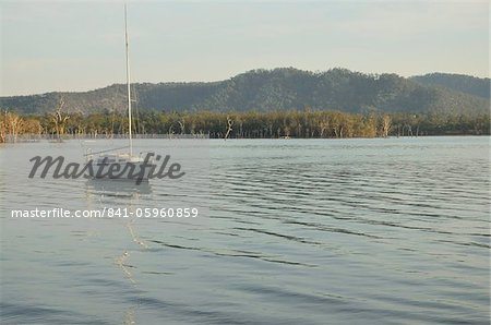 Lake Tinaroo, Atherton Tableland, Queensland, Australia, Pacific Stock Photo - Rights-Managed, Image code: 841-05960859