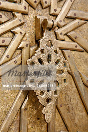 Door detail at Old Jaffa, Tel Aviv, Israel, Middle East Stock Photo - Rights-Managed, Image code: 841-06806285