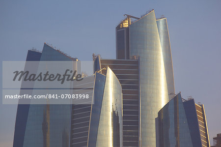 Emirate Towers, Abu Dhabi, United Arab Emirates, Middle East