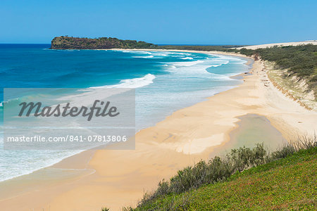Great Sandy National Park, Fraser Island, UNESCO World Heritage Site, Queensland, Australia, Pacific Stock Photo - Rights-Managed, Image code: 841-07813806