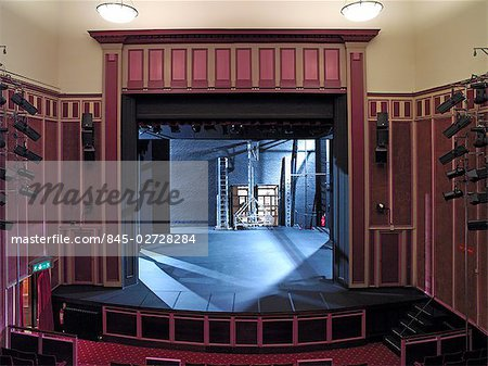 The Old Rep Theatre, Birmingham Stock Photo - Rights-Managed, Image code: 845-02728284