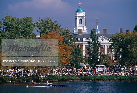 Harvard University, Cambridge, Massachusetts Stock Photo - Rights-Managed, Image code: 845-02729515