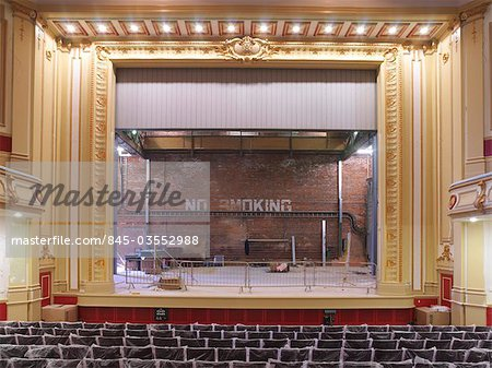The Spa Theatre, Bridlington Stock Photo - Rights-Managed, Image code: 845-03552988