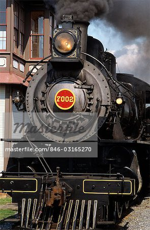 STRASBURG RAILROAD STRASBURG PENNSYLVANIA Stock Photo - Rights-Managed, Image code: 846-03165270