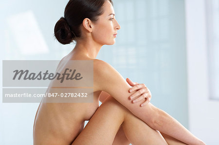 Landscape of beautiful naked woman Stock Photo - Rights-Managed, Image code: 847-02782432