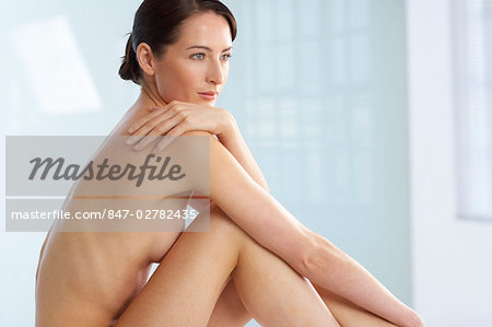 Landscape of beautiful naked woman Stock Photo - Rights-Managed, Image code: 847-02782435