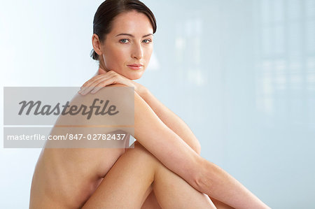 Landscape of beautiful naked woman Stock Photo - Rights-Managed, Image code: 847-02782437
