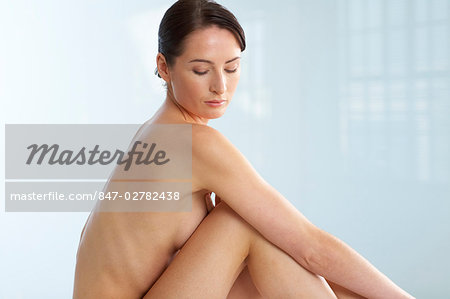 Landscape of beautiful naked woman Stock Photo - Rights-Managed, Image code: 847-02782438