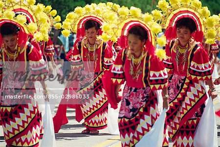 Lanzones Festival, Philippines Stock Photo - Rights-Managed, Image code: 855-02986033
