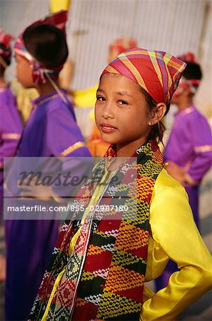 Yakan Tribespeople Stock Photo - Rights-Managed, Image code: 855-02987180
