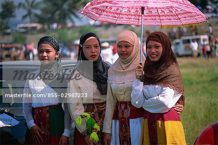 tausug wedding dress