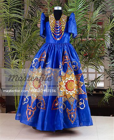Filipiniana costume