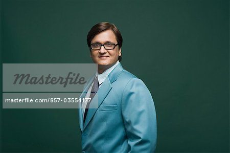 Portrait of a doctor smiling Stock Photo - Rights-Managed, Image code: 857-03554177