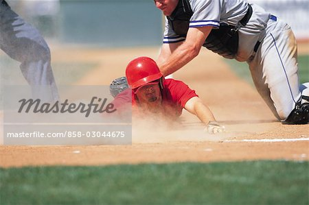 Sports Stock Photo - Rights-Managed, Image code: 858-03044675