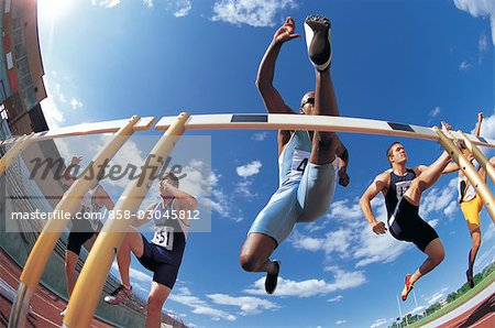 Sports Stock Photo - Rights-Managed, Image code: 858-03045812