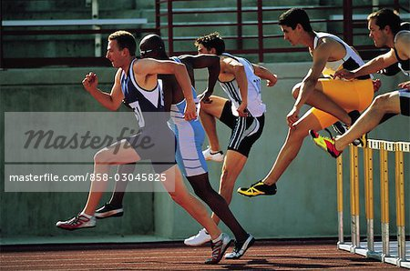 Sports Stock Photo - Rights-Managed, Image code: 858-03045825