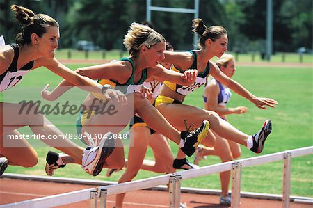 Sports Stock Photo - Rights-Managed, Image code: 858-03045848