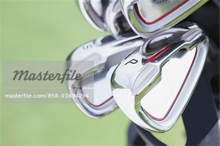 Golf Club Stock Photo - Rights-Managed, Image code: 858-03694294