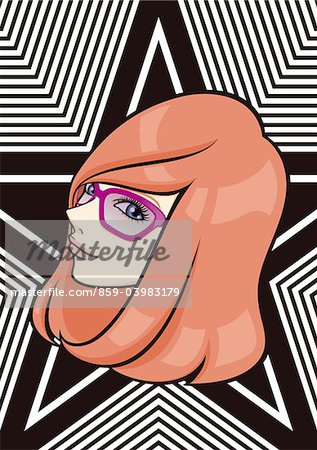 Eye Stock Photo - Rights-Managed, Image code: 859-03983179