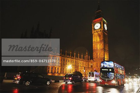 Westminster Palace in London, England Stock Photo - Rights-Managed, Image code: 859-06711073