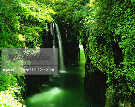 Miyazaki Prefecture, Japan Stock Photo - Rights-Managed, Image code: 859-07442120