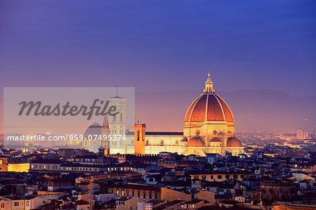 Florence, Italy Stock Photo - Rights-Managed, Image code: 859-07495374